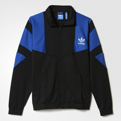 Adidas Training Track Black Blue - (S, M, L)
