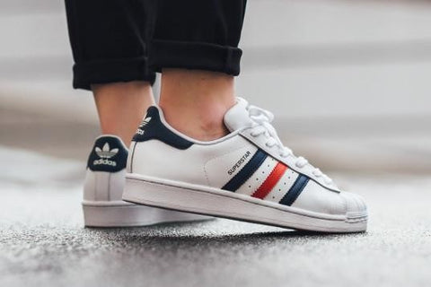 Adidas Superstar Foundation White France (Size Men Complete)