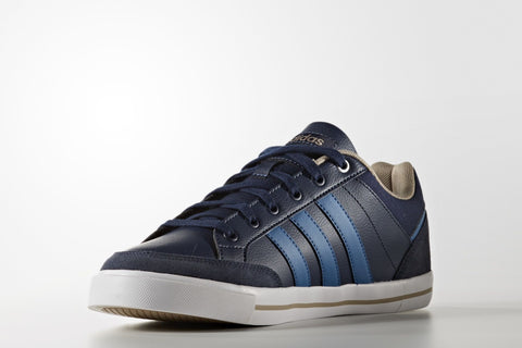 ADIDAS CACITY Black Strip Blue  ( 39 1/3 sampai 46 )