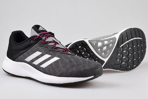Adidas Fluid Cloud W Grey Black (Size 38, 38 2/3, 39 1/3)