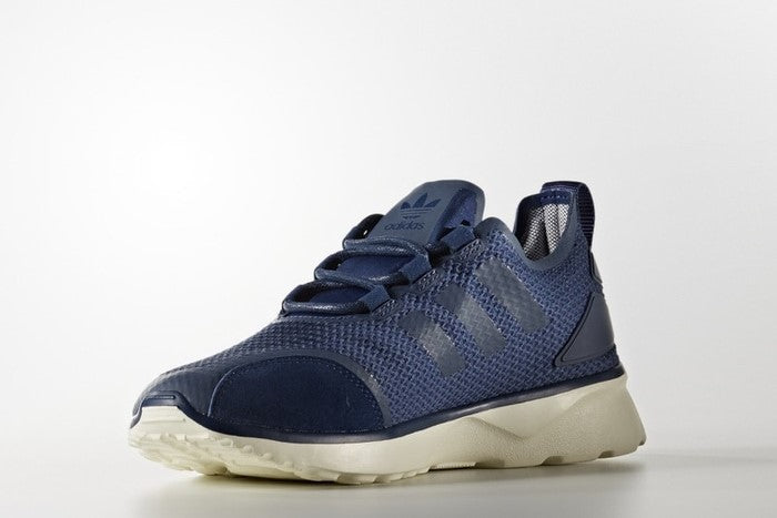 official photos a2673 f0f85 Adidas ZX Flux ADV Verve W Dark Blue (Size Women Complete)
