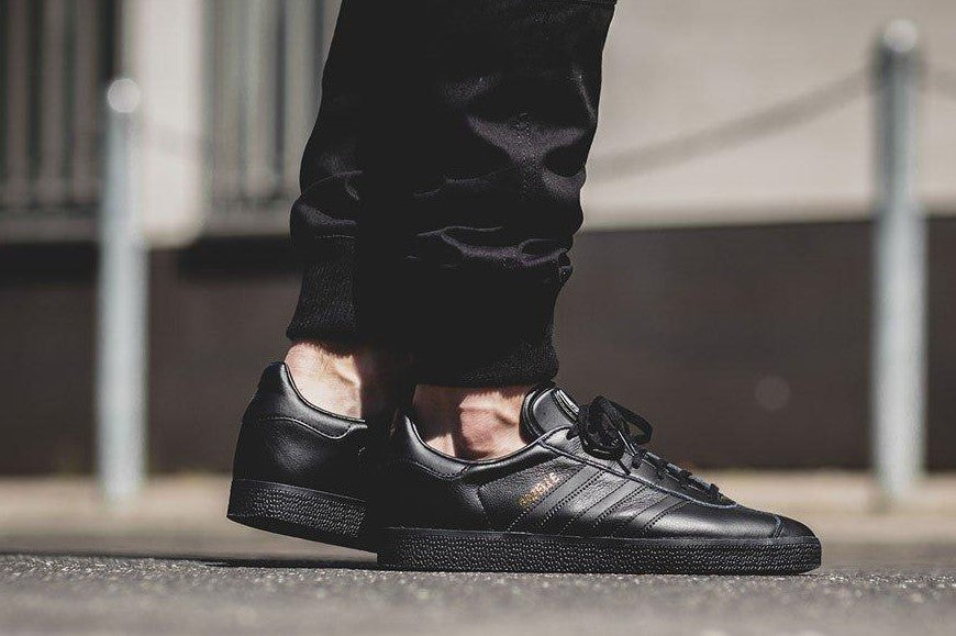 40 Ii Leather Gazelle 42 23 Black Originals Adidas 44 Men YRZxn6q