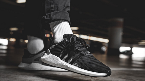 ADIDAS EQT SUPPORT 93/17  ( SIZE 38 2/3 )