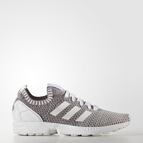 ADIDAS ZX FLUX PK GREY WHITE BNIB (36 2/3, 38, 42 2/3, 43 1/3, 44, 44 2/3, 45 1/3, 46)