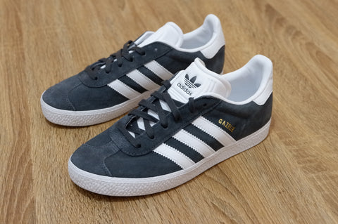 Adidas Gazelle II Dark Grey