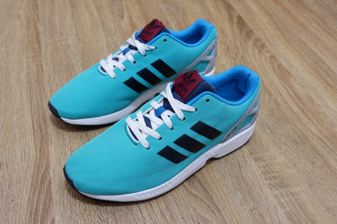Adidas ZX Flux Mint Green ||  (42. 42 2/3)