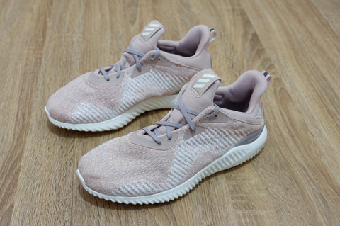 Adidas AlphaBounce Brown Knit  || (40, 40 2/3, 42, 42 2/3)