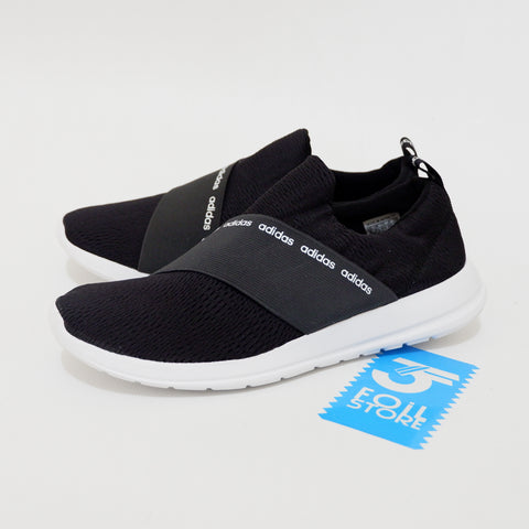 Adidas Slip On Refind Black - 40 2/3 , 41 1/3