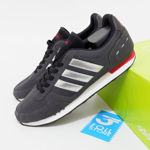 Adidas Neo City Racer Steel Grey BNWB - Size Complete