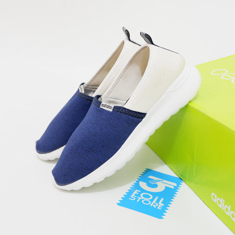 Adidas Cloudfoam Slip On Blue White BNWB - 36 2/3 ( SOLD OUT )
