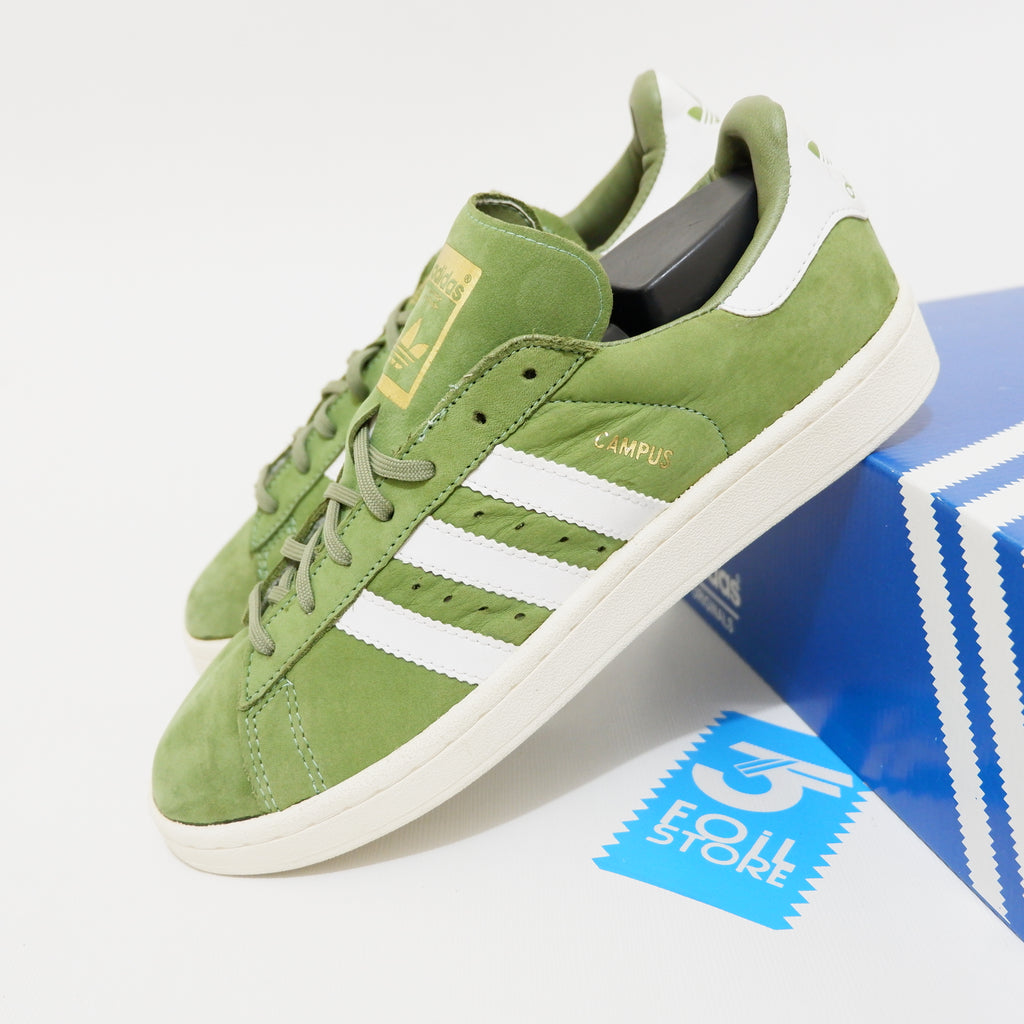 new photos price reduced excellent quality Adidas Campus Forest Green BNWB - 40 2/3 , 42 , 42 2/3 , 43 1/3 , 44