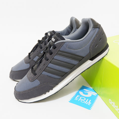 Adidas City Racer Dark Grey - 43 1/3 , 44