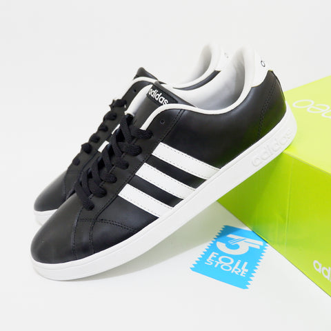 Adidas Co Derby Leather Black White - 42 2/3 , 43 1/3