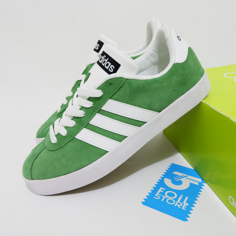 Adidas Court VL Forest Green BNWB - Size Complete