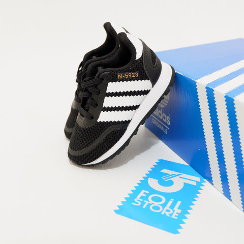 Adidas N-5933 Black White Kids - 19