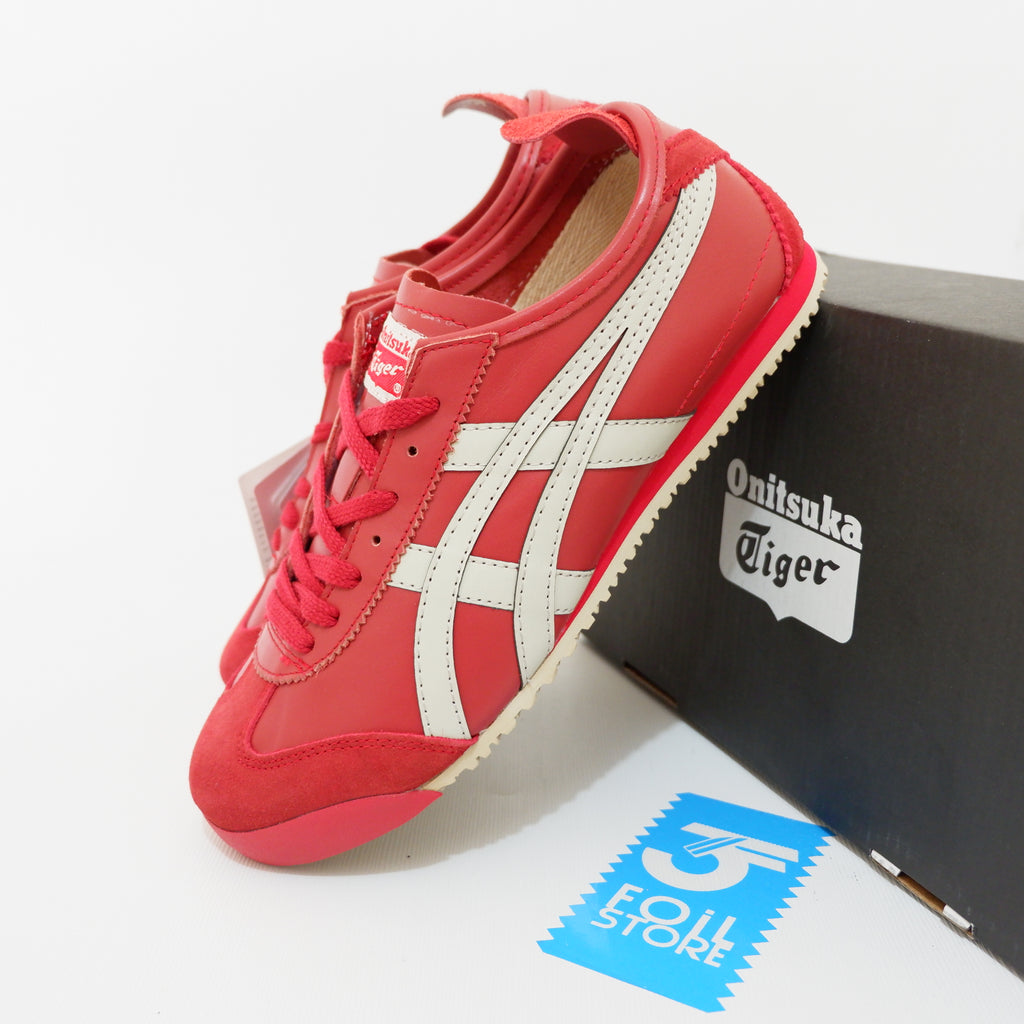 cheap for discount 6efa1 cfcde Onitsuka Tiger Red White Classic (BNIB) - Size Complete