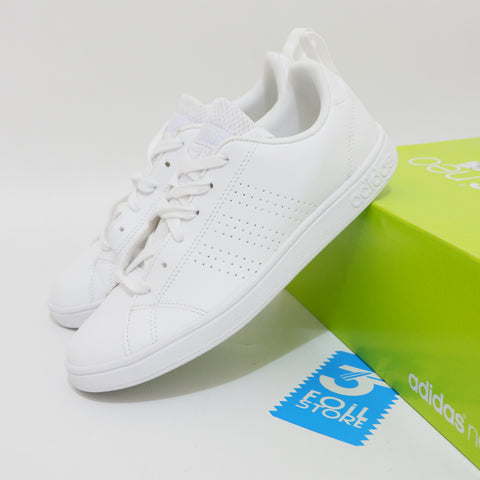 Adidas Neo Advantage Clean All White BNWB - Size Complete