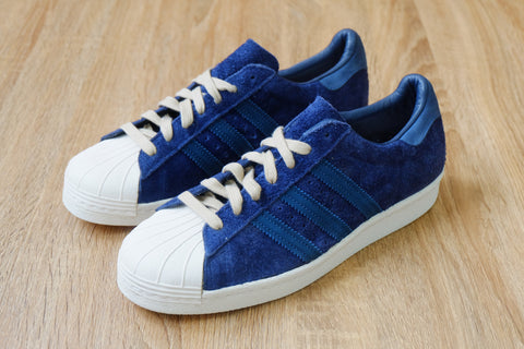 Adidas Superstar 80s Vintage Navy