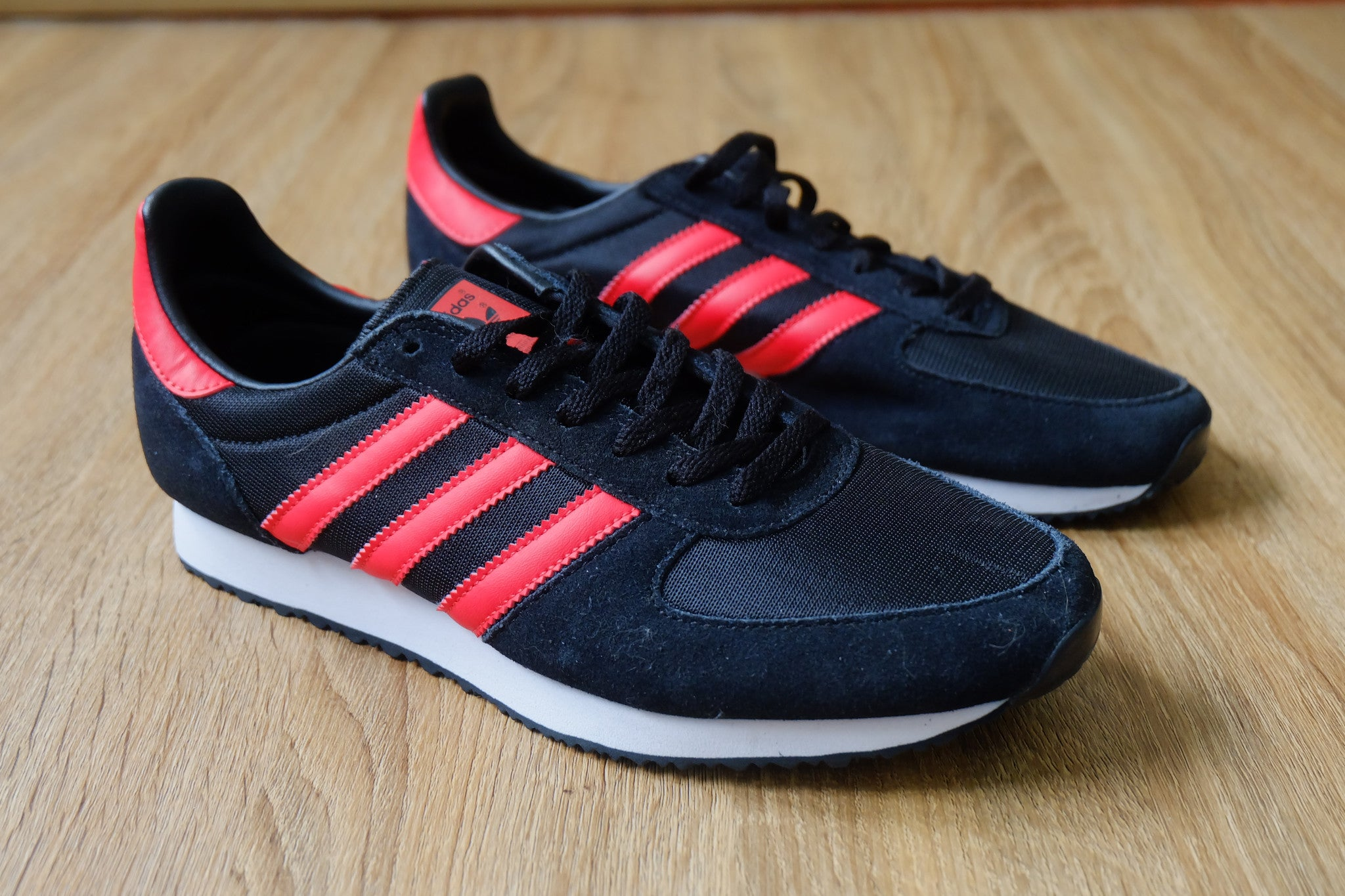 Adidas ZX Racer Black Red || (40, 40 2/3)