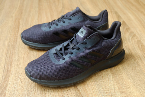 Adidas Cosmic 2 BlackOut  ||  (Size Men Complete)