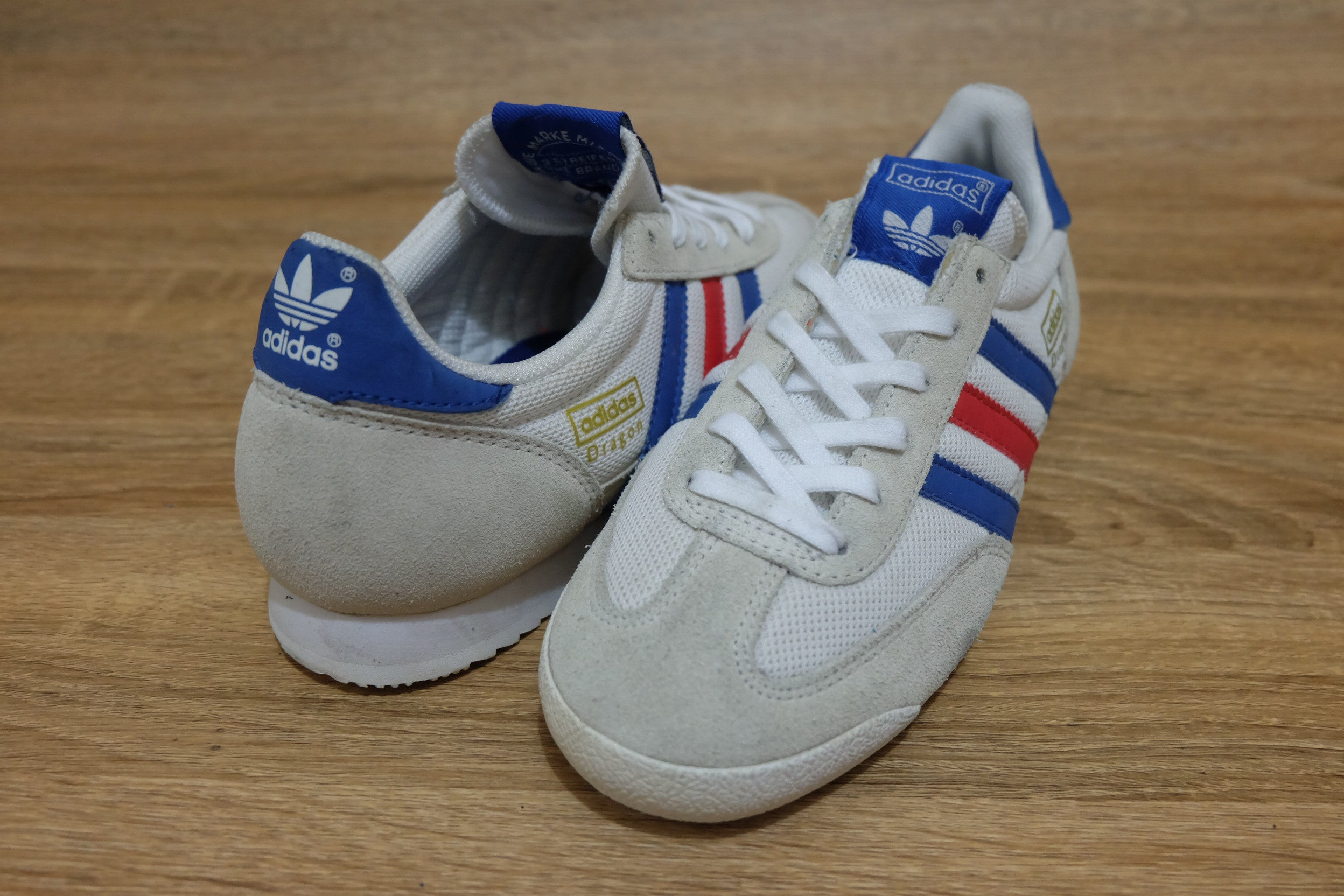 adidas dragon white france