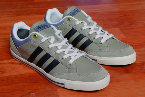 Adidas NEO Cacity Leather Green Navy  ||  (Sold Out) .