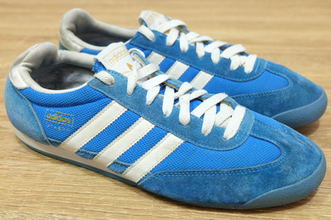 (Used) Adidas Originals Dragon Royal Blue || (36 2/3, 37 1/3)