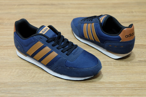 Adidas CITY RACER Navy Brown