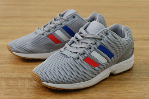 Adidas ZX Flux Grey France Stripe  ||  (SOLD OUT)