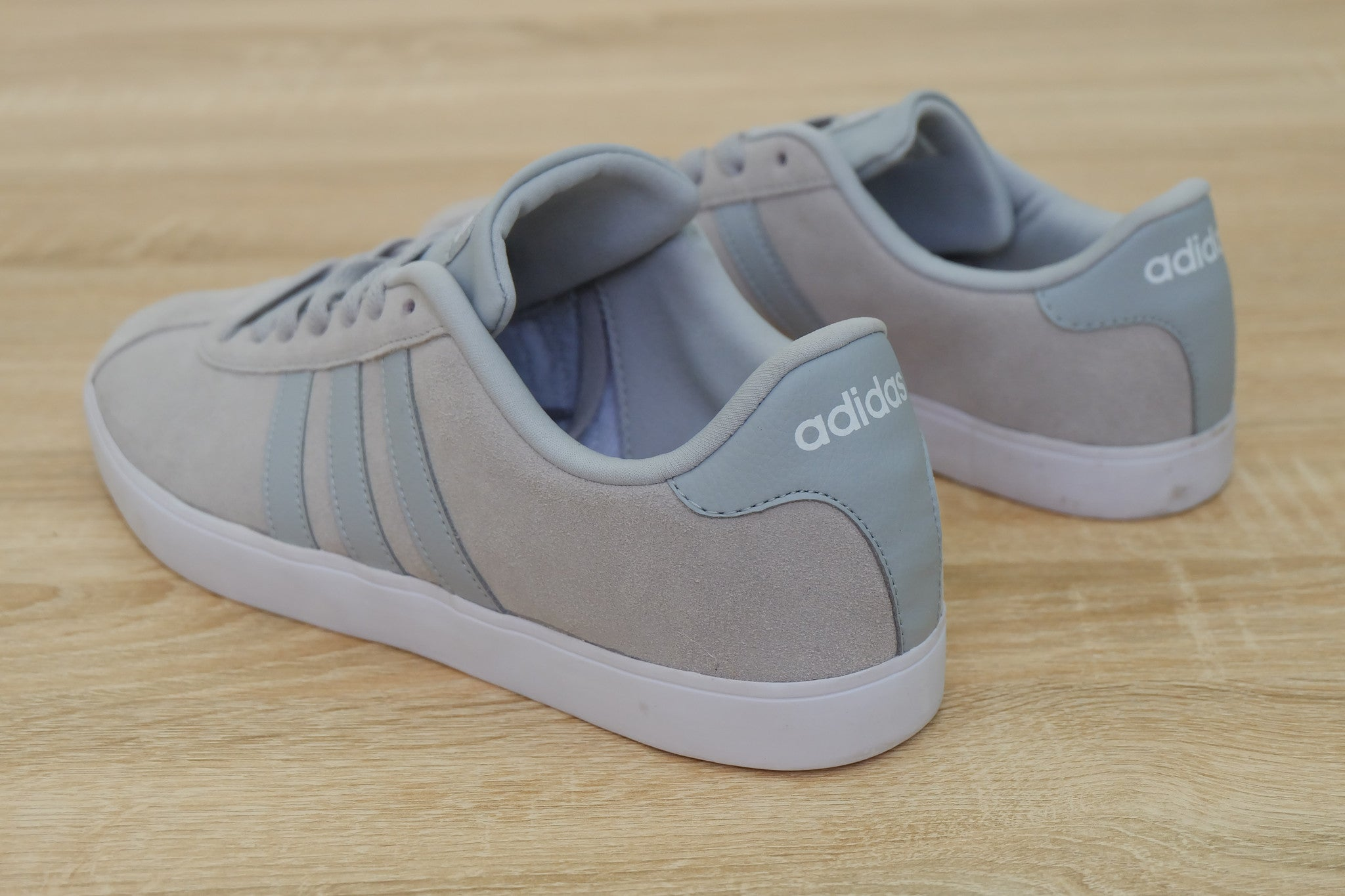 adidas neo vl court grey