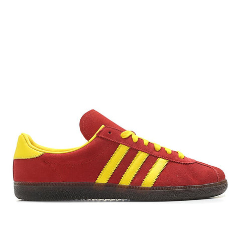 Adidas SPIRITUS spezial Red yellow  ||  (Size Men Complete)