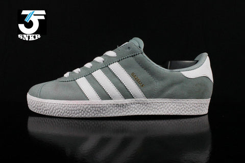 Adidas Gazelle II Collegiate Grey (Size Men Complete)
