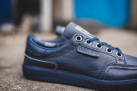 NOEL Garwen SPZL Leather Navy - (Size Men Complete)