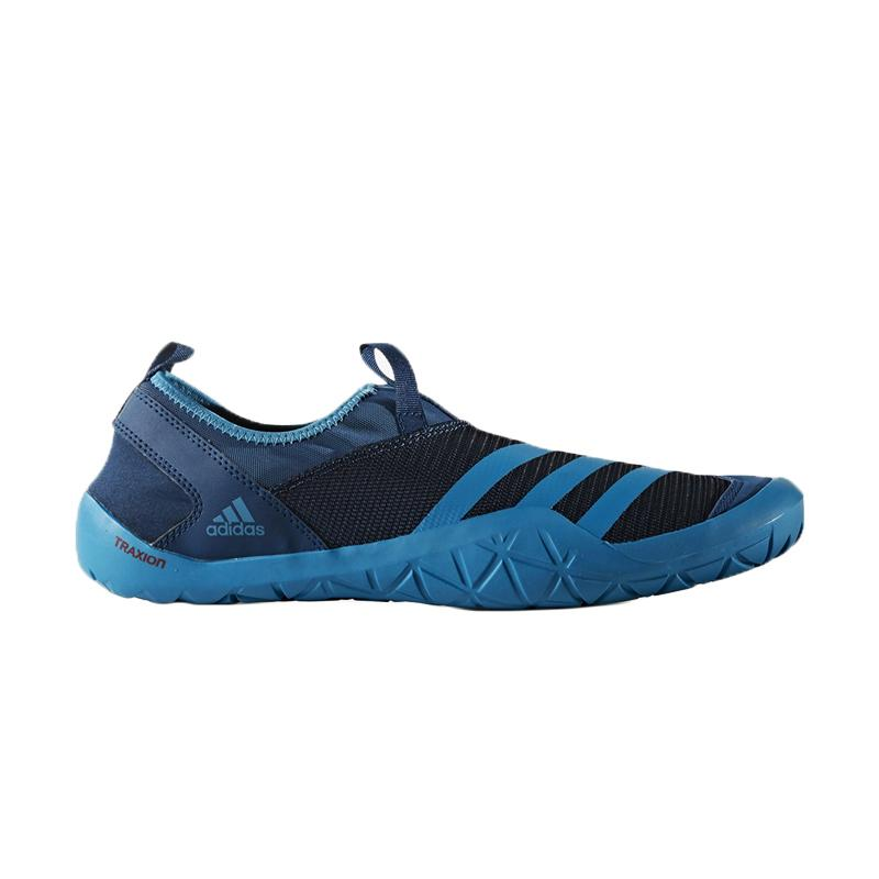 more photos a4509 ded99 Adidas Climacool Jawpaw Slip On Blue - (39 1/3, 42)