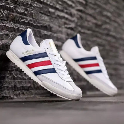 ADIDAS BACKENBAUER COLLEGIATE NAVY RED