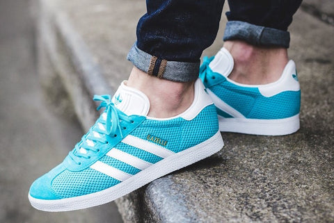 Adidas Gazelle Energy Blue ( 41 1/3, 42, 42 2/3, 44, 44 2/3, 45 1/3 )