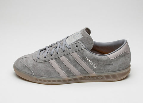 Adidas Hamburg Gum Clear Granite  ||  (40 2/3, 41 1/3, 42 2/3, 44, 44 2/3)
