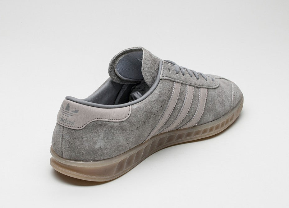adidas hamburg clear granite