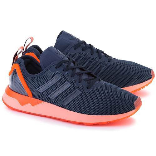 new style 1ed87 f7a19 Adidas Originals ZX Flux Racer Mineral Blue (44, 44 2/3)