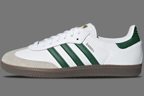 adidas Originals Samba OG White Green