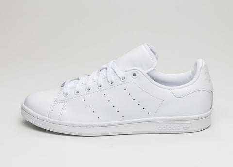Adidas Stan Smith Women All White  ||  (Size Women Complete)