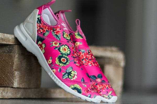 watch 35237 6a9c5 Adidas ZX Flux ADV Smooth Slip On Woman - ( SIZE 38 )