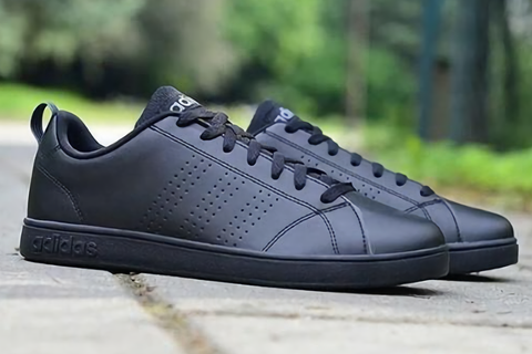 Adidas Neo Advantage All Black ( 39 1/3, 40 2/3, 42 2/3, 43 1/3, 44, 44 2/3 )