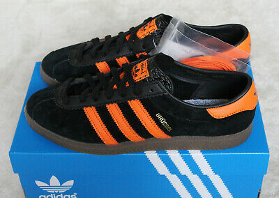 Adidas Brussel Black Orange