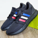 ADIDAS CLOUDFOAM QT RACER BLACK FRANCE (SIZE MEN COMPELTE)