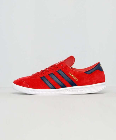 ( NEW !) Adidas Originals Hamburg (PO) - (39 1/3)