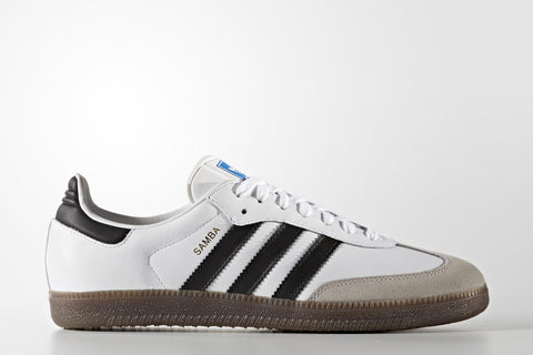 Adidas Originals Samba OG White Black - ( SIZE men complete)