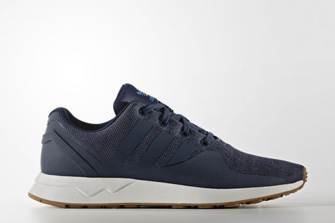 Adidas ZX Flux Collegiate Crystal Navy || (38, 38 2/3, 39 1/3)