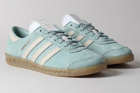 Adidas Originals Hamburg Tactile Green - (42 2/3. 43 1/3)