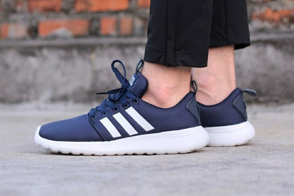 adidas cloudfoam swift racer blue